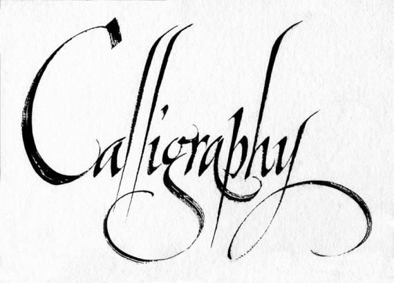 Bút Calligraphy - 4